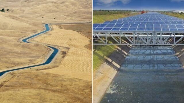 Why covering canals with solar panels is a F*@#en brilliant idea