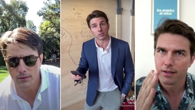 Tom Cruise deepfakes are popping up on TikTok and look bloody real