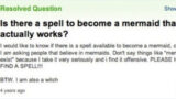 These questions asked on Yahoo Answers are some of the bloody best ever