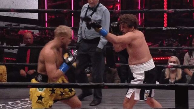 YouTuber Jake Paul knocked out a former MMA champ in first round