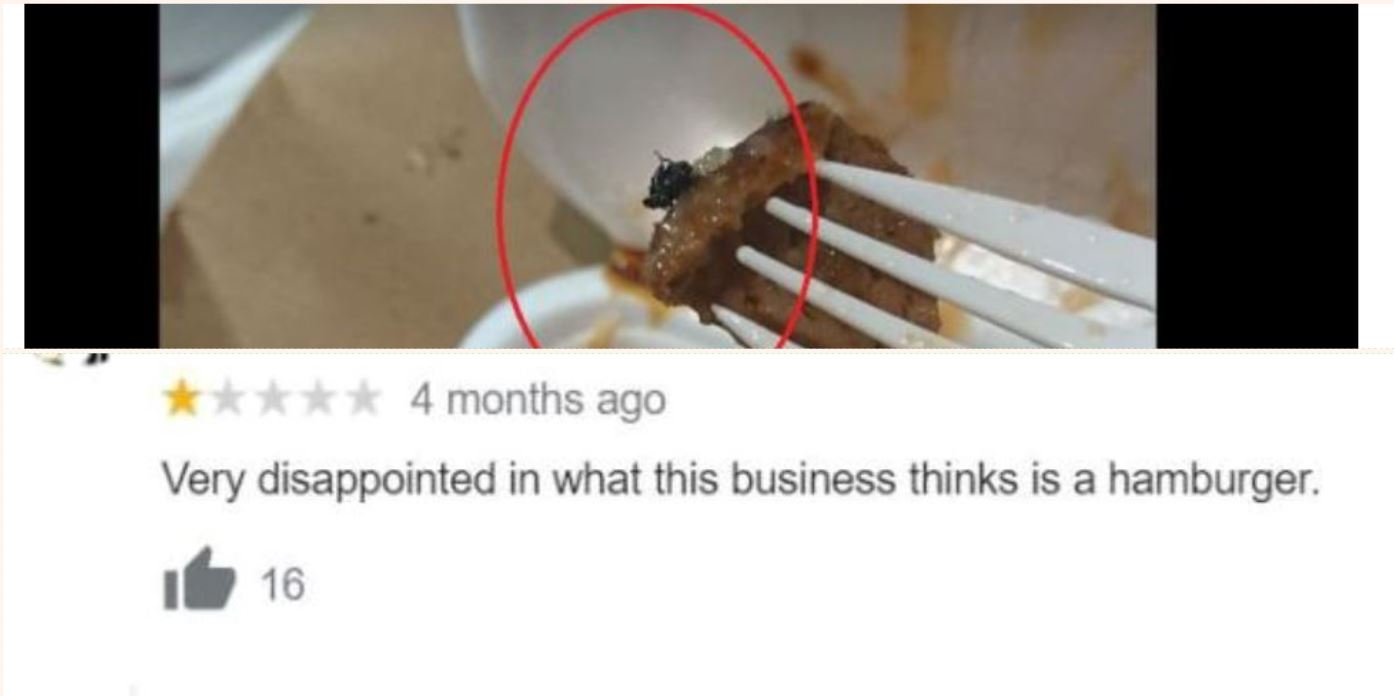 This Kebab-Shop's responses to bad Google Reviews are next level