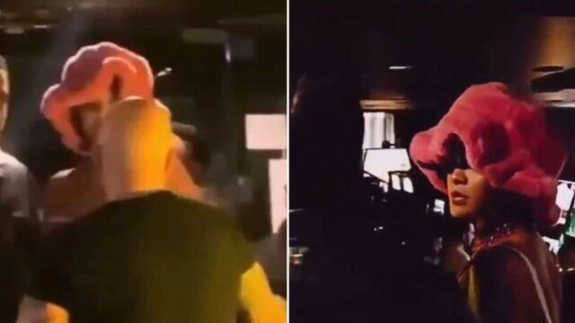 """Bouncer denies Rihanna entry to club with a """"yeah nah"""" because she didn't have ID"""
