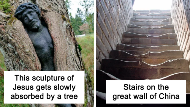 9 things worn the f@#k out by time and nature