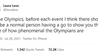 Hilarious Twitter thread reveals what Olympics would be like with amateurs