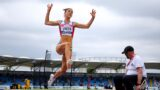 """Olympian dismayed after being told her sprint briefs """"too short"""""""