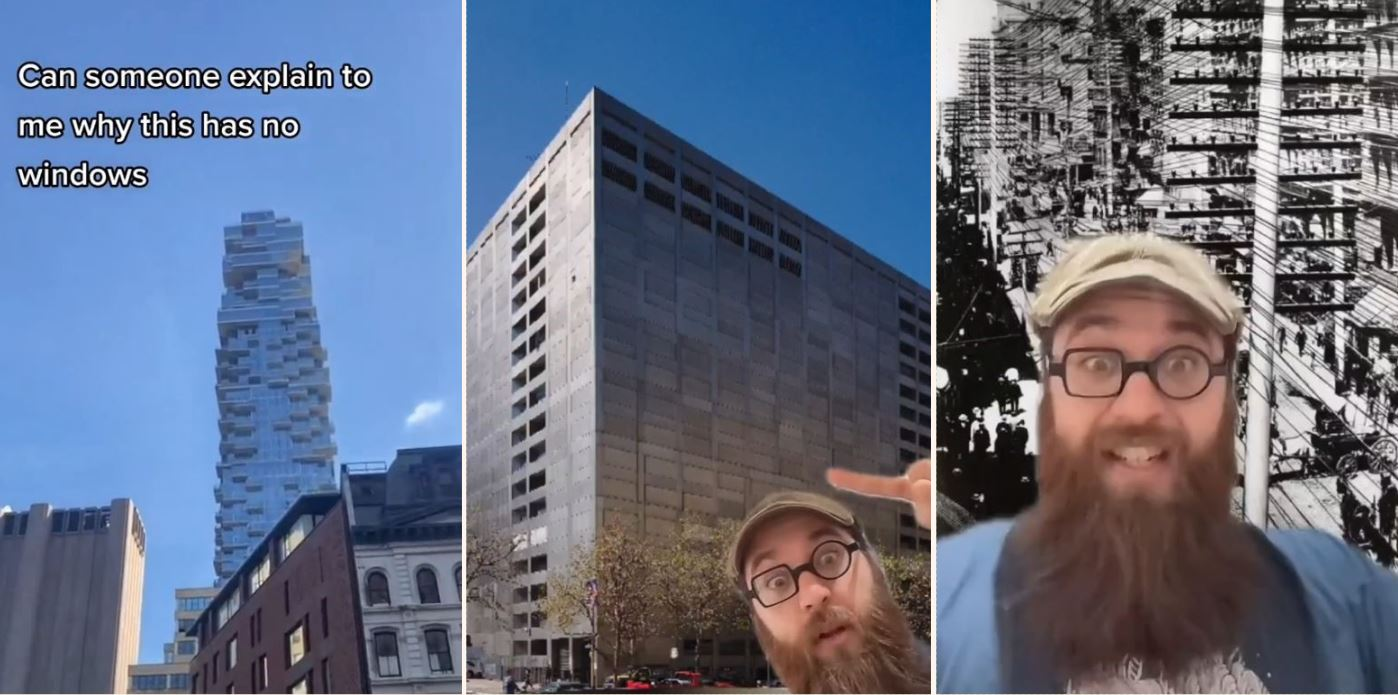 Bloke explains mysterious windowless buildings that appear in US cities