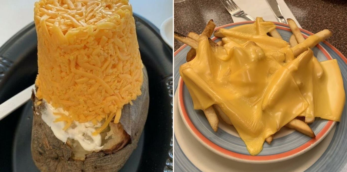 This Instagram account shares some of the worst food dishes you've ever seen…