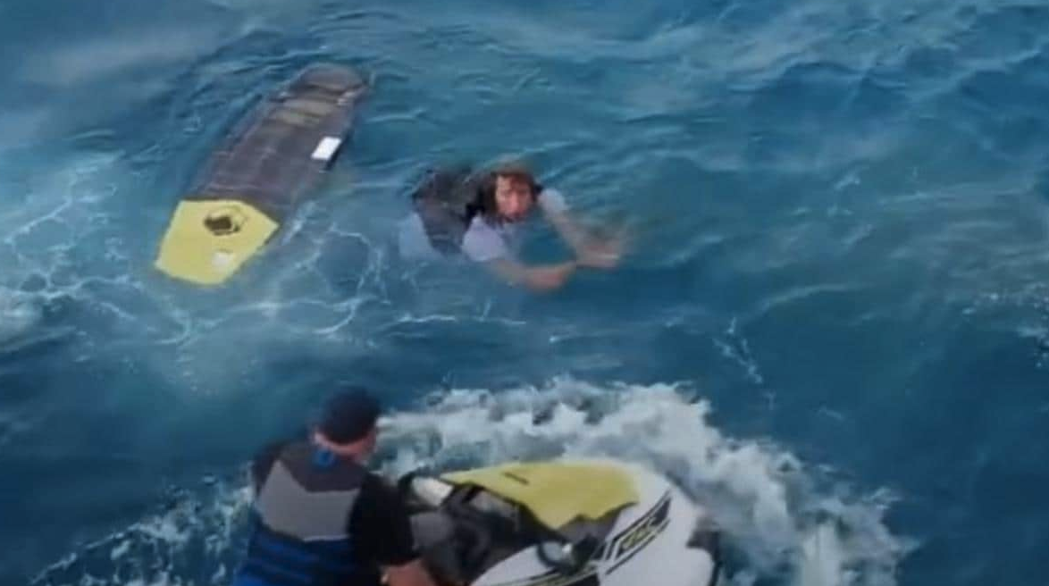 Jackass star mauled by shark in stunt-gone-wrong