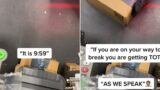 Amazon Supervisor yells at workers for leaving 1 minute early, Internet blows up