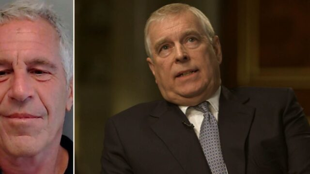 Prince Andrew offered $100 Million to take lie detector test live on TV