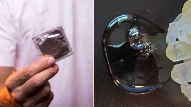 Bloke carks it after using epoxy resin instead of a condom