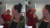New Zealand minister's TV interview interrupted by son who found a carrot that looks like a wang