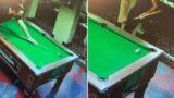 Bloke's winning pool shot is bewildering the internet