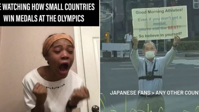 Some of the best gold-medal memes doing the rounds this Olympics