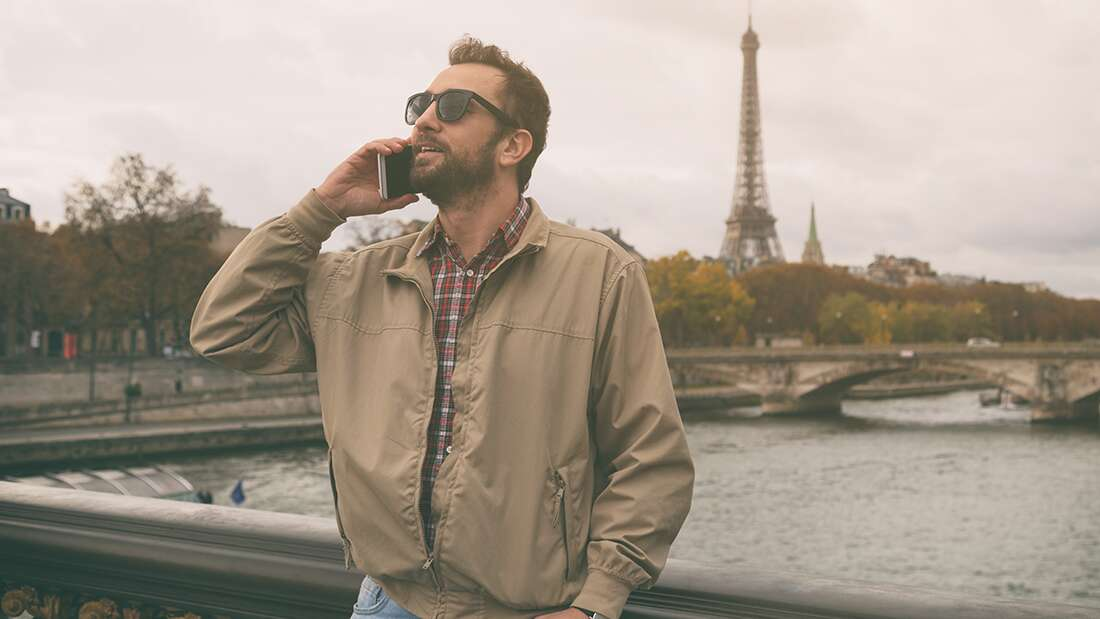 People are changing their iPhone location to France