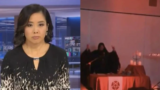 ABC accidentally cuts to a Satan worship gathering during the news