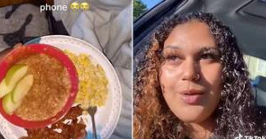 Sheila finds video of boyfriend mocking the breakfast she made him