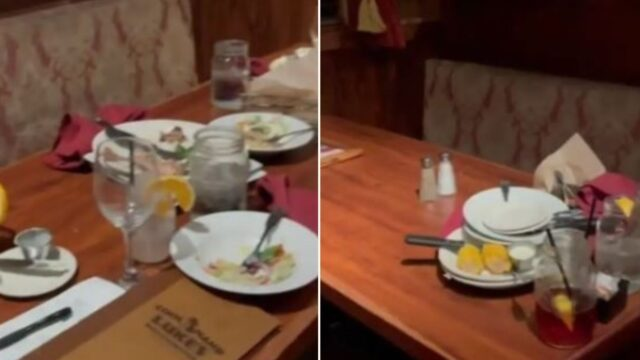 Video showing difference between younger and older generations at restaurant sparks debate