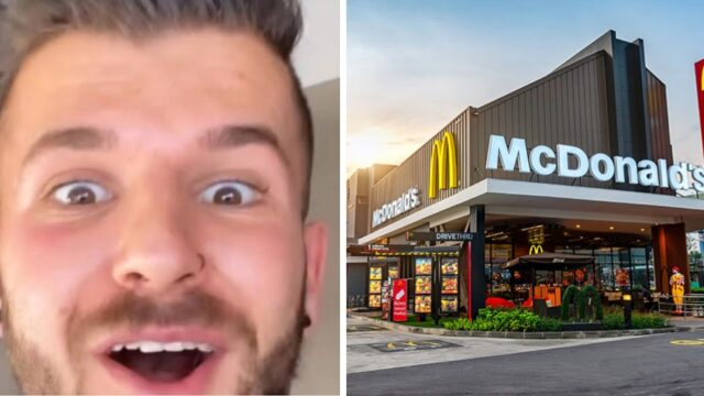 Macca's Caramilk rumour leaves Aussies f@*#en frothin'