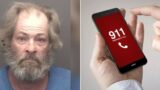 """US Bloke arrested for repeatedly calling cops to say he was """"tired"""""""