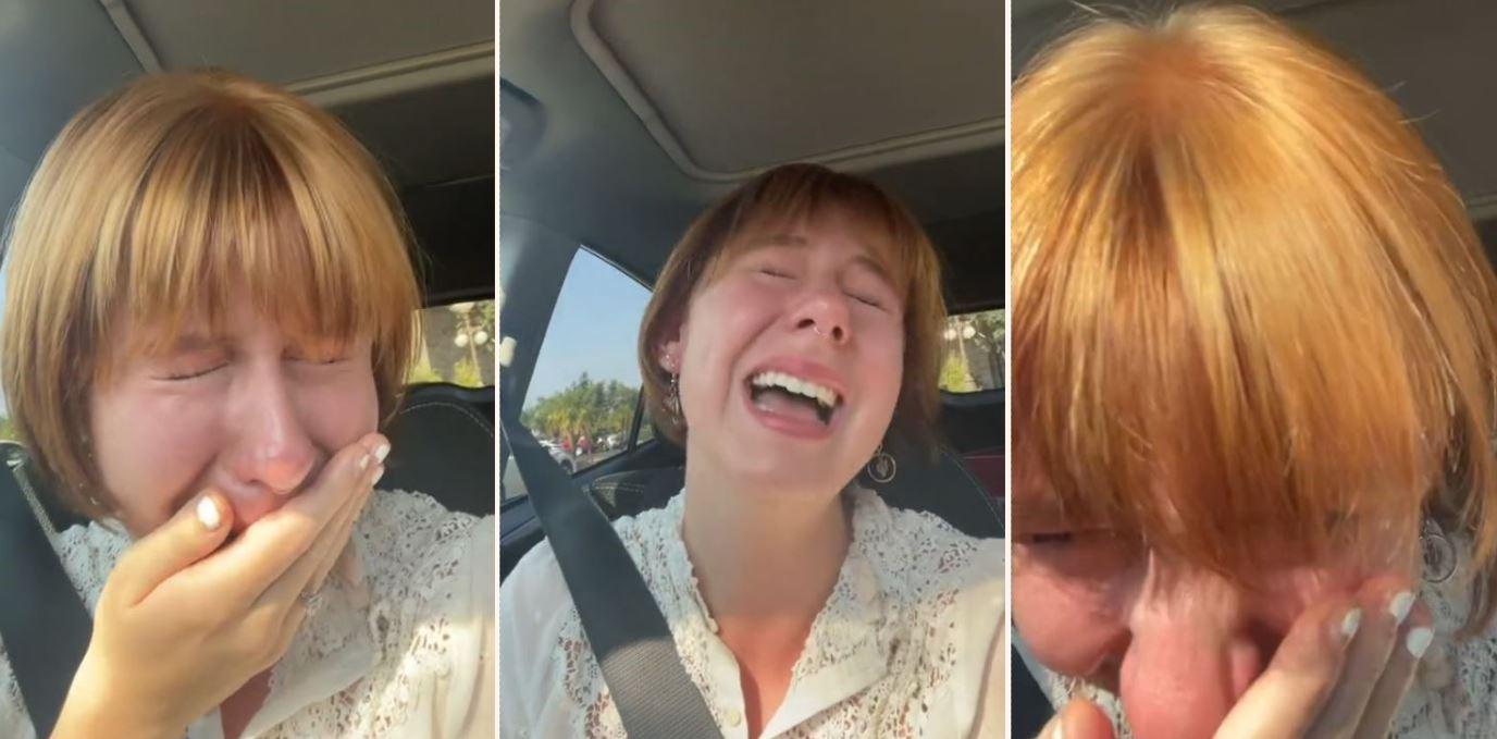 """I look like a f*@#ing Karen"": TikToker sobs after $300 haircut fail"