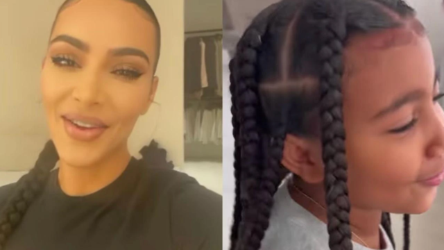 Kim Kardashian roasted by her kid for 'faking' in her videos