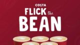 """Costa Coffee cancels """"flick the bean"""" promo"""